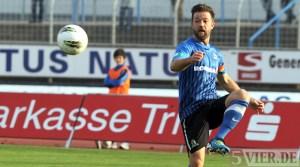 20111119 Eintracht Trier - Wuppertal, Regionalliga West, Drescher, Foto: Anna Lena Grasmueck - 5VIER