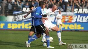 20111119 Eintracht Trier - Wuppertal, Regionalliga West, Karikari, Foto: Anna Lena Grasmueck - 5VIER