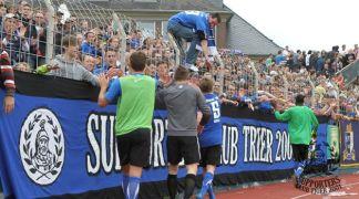 Fans Eintracht Trier