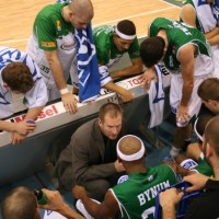Headcoach Henrik Rödl hatte sein Team gut eingestellt. Foto: Vinzenz Anton