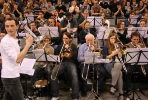 Musikalische Unterstützung aus Korlingen