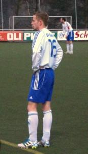 SV Mehrings Andreas Kaufmann. Foto: Stephen Weber