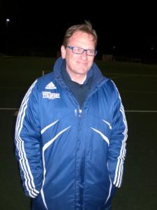 FSV-Coach Stefan Fries. Foto: Stephen Weber