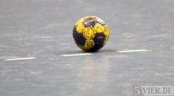 20120325 Damendhandball-Länderspiel, Arena Trier, Handball, Füllbiled Miezen, Foto: Anna Lena Grasmueck, 5vier.de - 5VIER