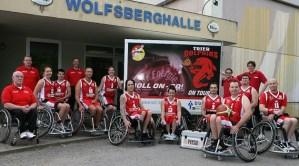 Team-Foto-11-12-Immovesta-Dolphins-Trier - 5VIER