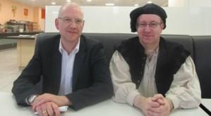 Dr. Nick und Frank Domeier - 5VIER