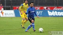 20120425 Pokal Eintracht Trier-TuS Koblenz, Kulabas, Bitburger Rheinlandpokal, Viertelfinale, Foto: Anna Lena Grasmueck - 5VIER