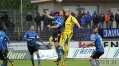 20120425 Pokal Eintracht Trier-TuS Koblenz, Zittlau, Bitburger Rheinlandpokal, Viertelfinale, Foto: Anna Lena Grasmueck - 5VIER