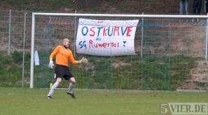 Die Fans der SG Ruwertal können auch in der nächsten Saison in der Bezirksliga feiern (Foto: Anna Lena Grasmueck)