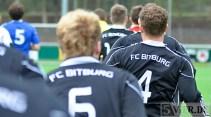 Abgestiegen: Der FC Bitburg. Foto: Andreas Gniffke - 5VIER
