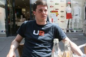 Torge Hollmann von Eintracht Trier im 5vier-Interview: Foto: Lea Tullius - 5VIER