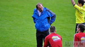 Ralingens Coach Peter Löw (Foto: Andreas Gniffke)