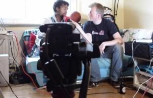 Chris Schmidt, Livestream TBB Trier