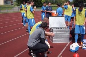 Trainingslager Eintracht Trier - 5VIER