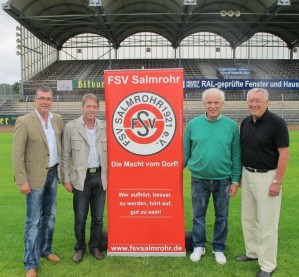 FSVSalmrohr Stadionfest - 5VIER