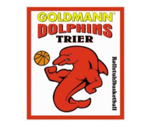 Logo der Goldmann Dolphins - 5VIER