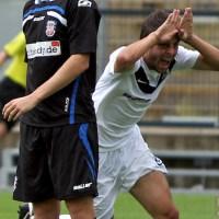 20120826 FSV Frankfurt II - Eintracht Trier, Jubel Anton, Regionalliga Suedwest, Foto: Anna Lena Grasmueck - 5VIER