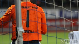 20120921 Eintracht Trier - TuS Koblenz, Lengsfeld, Nummer 1, Regionalliga Suedwest, Foto: Anna Lena Grasmueck - 5VIER