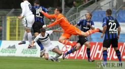 20120915 Mannheim - Eintracht Trier, Regionalliga Südwest, Foto: Anna Lena Grasmueck - 5VIER