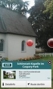 """""""Nutzer kennenlernen"""": Trier-Tourismus 2.0 beim City Campus. Foto: KDB Trier"""