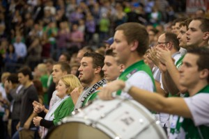 TBB Trier, Fans. Foto: Thewalt