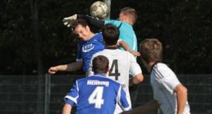 Oberliga: Mehring blickt nach unten, Salmrohr nach oben
