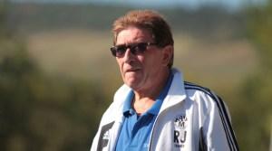 Robert Jung, der Trainer des SV Mehring (Foto: Sebastian Schwarz) - 5VIER