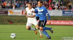 20120905 SC Idar-Oberstein - Eintracht Trier, Regionalliga Suedwest, Foto: Anna Lena Grasmueck - 5VIER