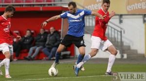 20121202 MainzII - Eintracht Trier, Regionalliga Suedwest, FAZ, Foto:www.5vier.de - 5VIER