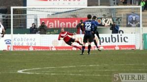 20130330 TuS Koblenz - Eintracht Trier, regionalliga Suedwest, Foto: www.5vier.de - 5VIER