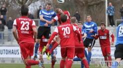 20130310 Worms - Eintracht Trier, Regionalliga Suedwest, Dingels, Foto: www.5vier.de - 5VIER