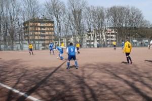 VFL Trier gegen SG Pallien 5vier Topspiel