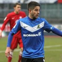 20130405 Eintracht Trier - Hessen Kassel, Christoph Anton, Regionalliga Suedwest, Foto: www.5vier.de - 5VIER