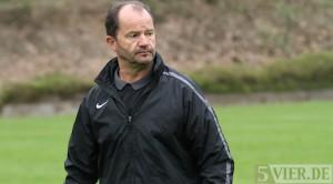 Ist rundum zufrieden: Dörbachs Trainer Rudi Jung (Foto: 5vier.de)