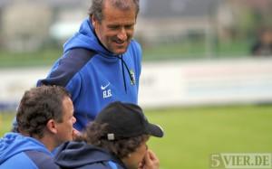 Roland Seitz will den Spannung in der Liga hochalten (Foto: 5vier.de)
