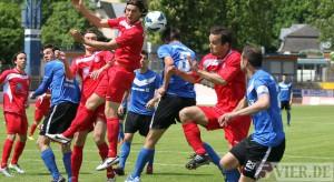 Eintracht Trier - FC Eschborn
