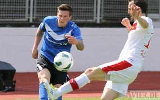 Eintracht Trier - Grossaspach - 5VIER