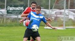 20130628 Testspiel SVE - Fola Esch, Testspieler Szabolcs Pal, Eintracht Trier, Foto: 5vier.de - 5VIER