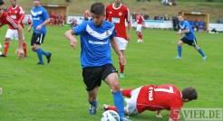 20130628 Testspiel SVE - Fola Esch, Eintracht Trier, Anton, Foto: 5vier.de - 5VIER
