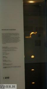 Ausstellungsstücke im Landesmuseum. Foto: Lars Eggers