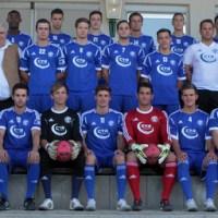 SV Mehring. Mannschaftsbild 2013/14 - 5VIER