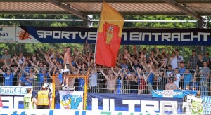 20130727 Eintracht Trier - Hessen Kassel, Regionalliga Suedwest, Foto: www.5vier.de - 5VIER