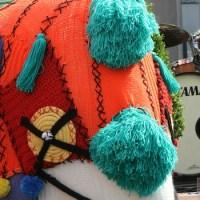 20130718 Elephant Parade, Eroeffnung auf dem Trierer Hauptmarkt, Foto: 5vier.de - 5VIER