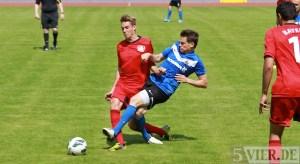20130706 Stadionfest Eintracht Trier, Testspiel gegen Leverkusen II, Foto: 5vier.de - 5VIER