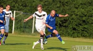 Testspiel Eintracht Trier - Grevenmacher - featured Bender?