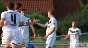 Testspiel Eintracht Trier - Grevenmacher