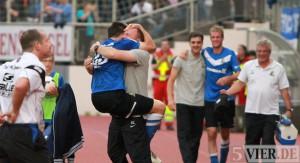 Eintracht Trier - TuS Koblenz - Titelbild