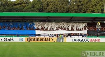 DFB-Pokal Eintracht Trier - 1.FC Koeln