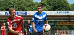 20130817 Eintracht Trier - Kaiserslautern II, Spang, Foto: 5vier.de - 5VIER