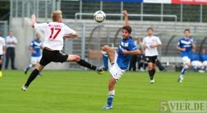 20130827 Neckarelz - Eintracht Trier, Foto: www.5vier.de - 5VIER